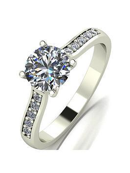 moissanite-18ct-gold-1-carat-eq-total-round-brilliant-cut-moissanite-ring