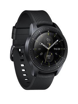Samsung Samsung Galaxy Watch Midnight Black 42Mm 4G Picture