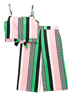 v-by-very-girls-stripe-cullote-co-ord-outfit