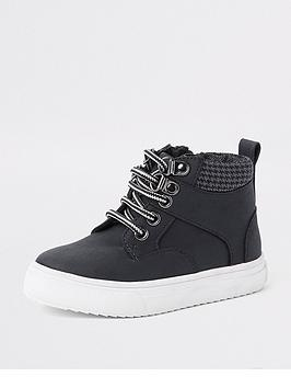 river-island-mini-boys-navy-lace-up-boots