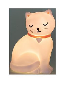 Sass & Belle Sass & Belle Cat Nightlight Picture