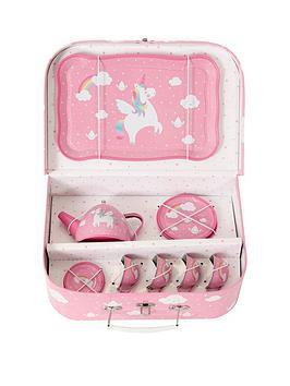 Sass & Belle Sass & Belle Unicorn Tea Set Picture