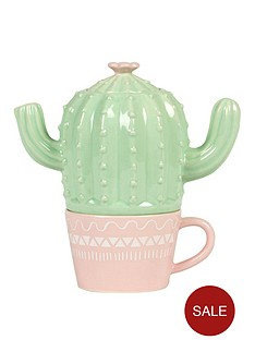 sass-belle-sass-and-belle-cactus-teaset-for-one