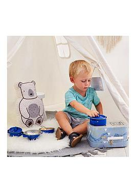 Sass & Belle Sass & Belle Sass And Belle Toy Bear Kitchen Camping Set And  ... Picture