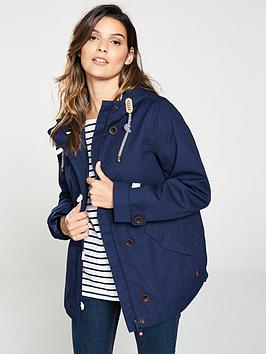 060466eb488 Joules Coast Waterproof Hooded Jacket