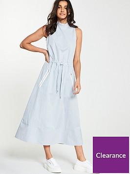 boss-cassina-stripe-midi-dress-blue