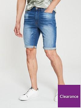 very-man-denim-shorts-vintage-blue