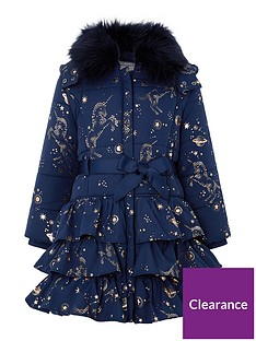 monsoon-girls-gemini-unicorn-padded-coat-navy