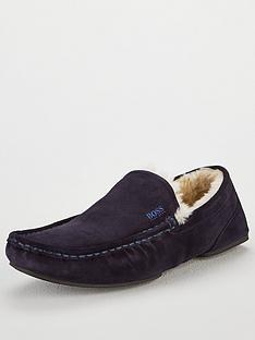 boss-relax-moccasin-slipper-navy