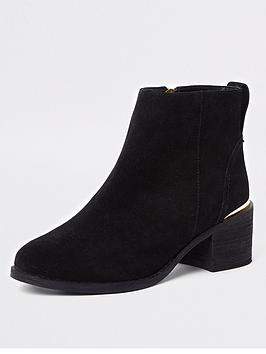 river-island-river-island-suede-block-heel-boots-black