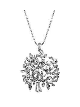 hot-diamonds-hot-diamonds-family-tree-pendant-necklace