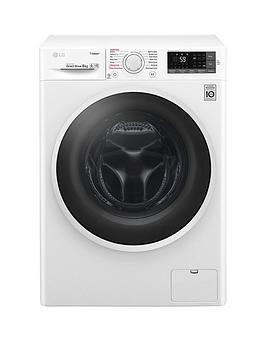 lg-steam-f4j6ty0ww-8kg-loadnbsp1400-spin-washing-machine-white