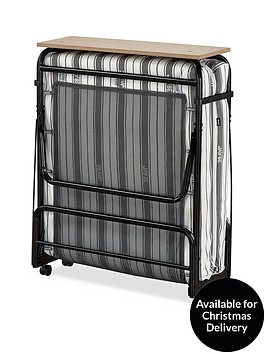 jaybe-supreme-automatic-folding-bed-with-airflow-mattress