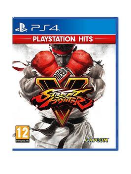 Playstation 4 Playstation 4 Playstation Hits: Street Fighter V Picture