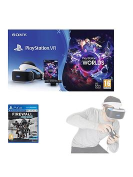 playstation-vr-starter-pack-with-firewall-zero-hour-and-optional-extras