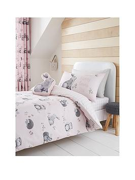 Catherine Lansfield Catherine Lansfield Woodland Friends Easy Care Duvet  ... Picture