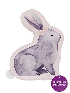 catherine-lansfield-woodland-friends-shaped-cushion