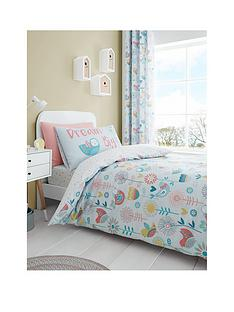 catherine-lansfield-little-birds-easy-care-single-duvet-cover-set