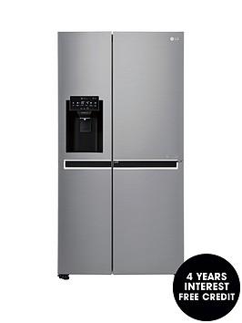 lg-lg-door-in-doortrade-gsj761pzxv-american-style-fridge-freezer-steel