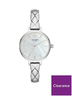 kate-spade-new-york-ksw1465-metro-silver-dial-stainless-steel-quilted-effect-half-bangle-ladies-watch