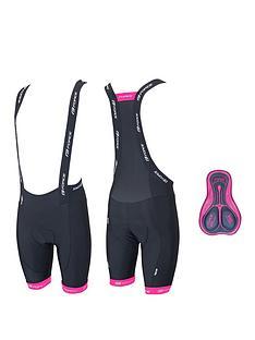 force-b45-womens-bib-shorts-blackpinknbspnbsp