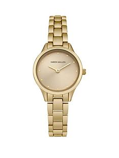 karen-millen-karen-millen-gold-and-crystal-set-dial-gold-stainless-steel-bracelet-ladies-watch