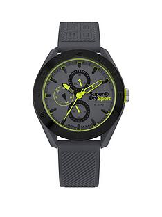 superdry-grey-and-green-multi-dial-grey-silicone-strap-mens-watch