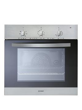 Indesit Indesit Ifv5Y0Ix 60Cm Built-In Single Electric Oven - Stainless  ... Picture