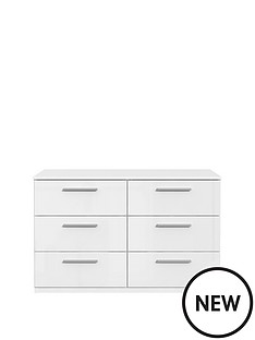 westburynbsphigh-gloss-3-3-drawer-chest