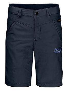 Jack Wolfskin Jack Wolfskin Boys Sun Shorts - Blue Picture