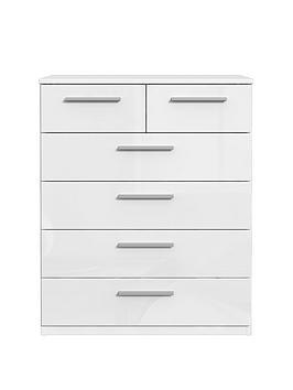 westburynbsphigh-gloss-4-2-drawer-chest