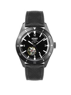 henry-london-sports-automatic-black-dial-black-leather-strap-mens-watch