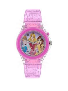 disney-princess-disney-princess-printed-flashing-dial-pink-glitter-strap-kids-watch