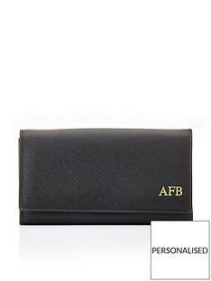 ha-designs-personalised-initial-black-purse