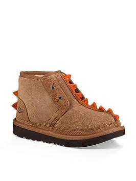 ugg toddler boys dydo neumel ll dinosaur boot