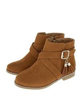monsoon-girls-robyn-tassle-buckle-boot
