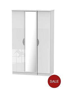 swift-belgravia-3-door-high-gloss-mirrored-wardrobe