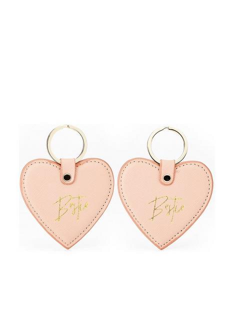 ha-designs-personalised-initial-bestie-blush-keyring-set