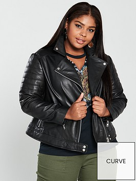 v-by-very-curve-ultimate-leather-biker-jacket-black