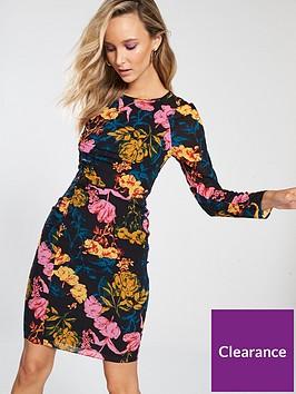 whistles-whistles-digital-bloom-print-silk-bodycon-dress