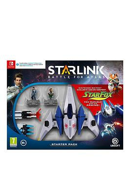 Nintendo Switch Nintendo Switch Starlink Battle For Atlas - Starter Pack -  ... Picture