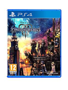 Playstation 4 Playstation 4 Kingdom Hearts 3 Standard Edition - Ps4 Picture
