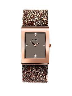 seksy-seksy-rocks-grey-and-rose-gold-crystal-set-rectangular-dial-caramel-rocks-strap-ladies-watch
