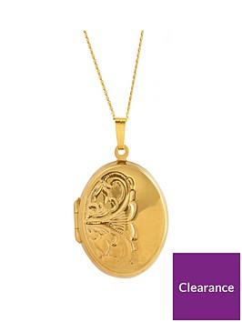 love-gold-9ct-rolled-gold-oval-pendant-locket