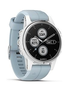 garmin-fenix-5s-plus-white-with-seafoam-band