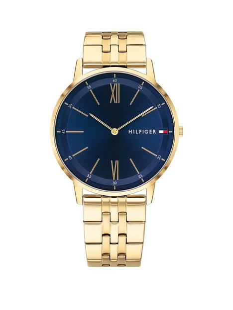 tommy-hilfiger-blue-dial-gold-stainless-steel-bracelet-mens-watch