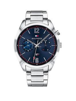 tommy-hilfiger-tommy-hilfger-skeleton-eye-blue-chronograph-dial-stainless-steel-bracelet-mens-watch