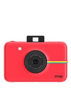 polaroid-snap-digital-camera-with-20-pack-of-paper-and-optional-case--nbspred