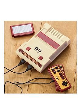 Very Retro Gaming Console 2 Player Plug &Amp; Play Picture