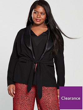 v-by-very-curve-belted-satin-trim-jacket